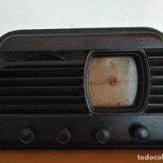 Radios de válvulas: RADIO VALVULAS CLARIVISION MODELO A5. Lote 102639191