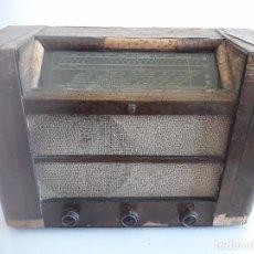 Radios de válvulas: RADIO VALVULAS - PHILIPS 25A. Lote 102782855