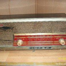 Radios de válvulas: ANTIGUA RADIO INTER-MODELO TRIPOLI. Lote 103005115