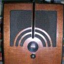 Radios de válvulas: RADIO AMERICANA PHILCO MOD. 60MB. Lote 103638015