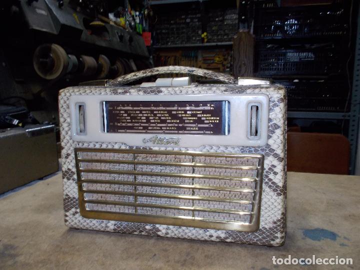 RADIO AKKORD (Radios, Gramófonos, Grabadoras y Otros - Radios de Válvulas)