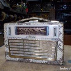 Radios de válvulas: RADIO AKKORD. Lote 103696411