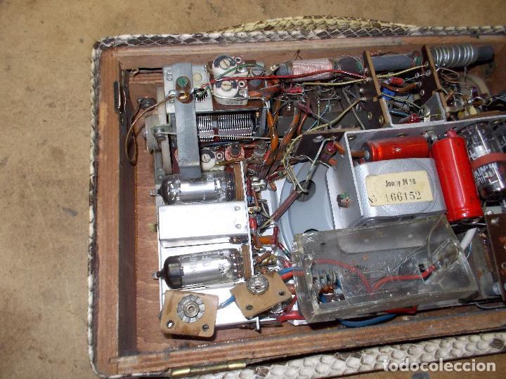 Radios de válvulas: Radio Akkord - Foto 2 - 103696411