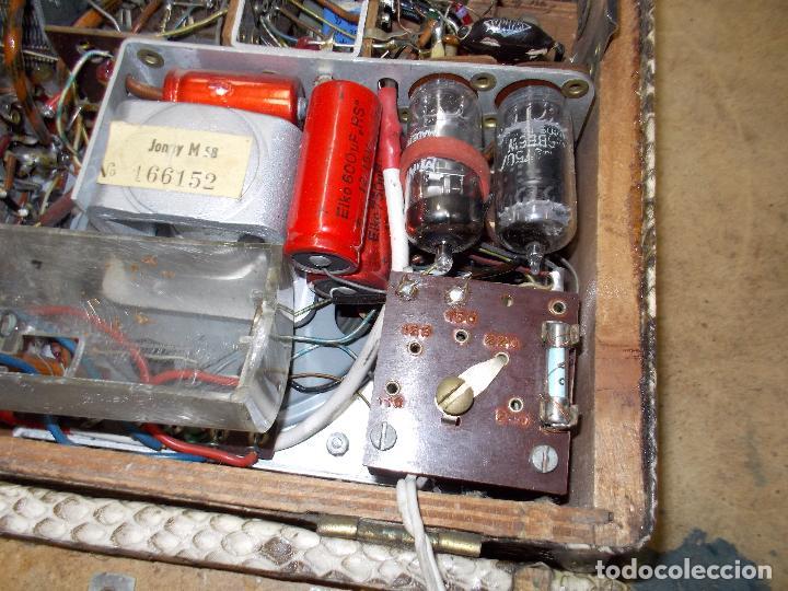 Radios de válvulas: Radio Akkord - Foto 3 - 103696411