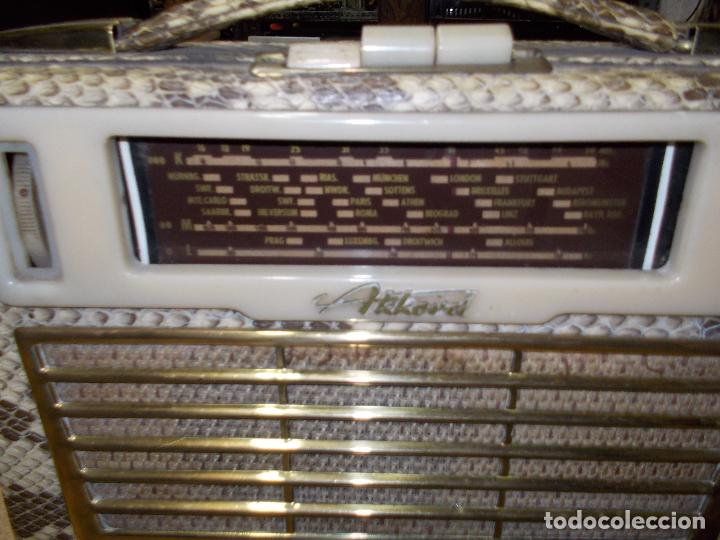 Radios de válvulas: Radio Akkord - Foto 11 - 103696411