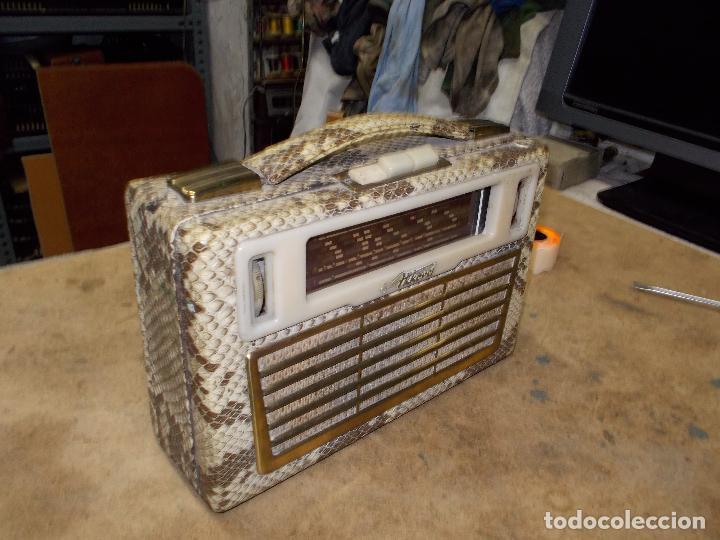 Radios de válvulas: Radio Akkord - Foto 13 - 103696411