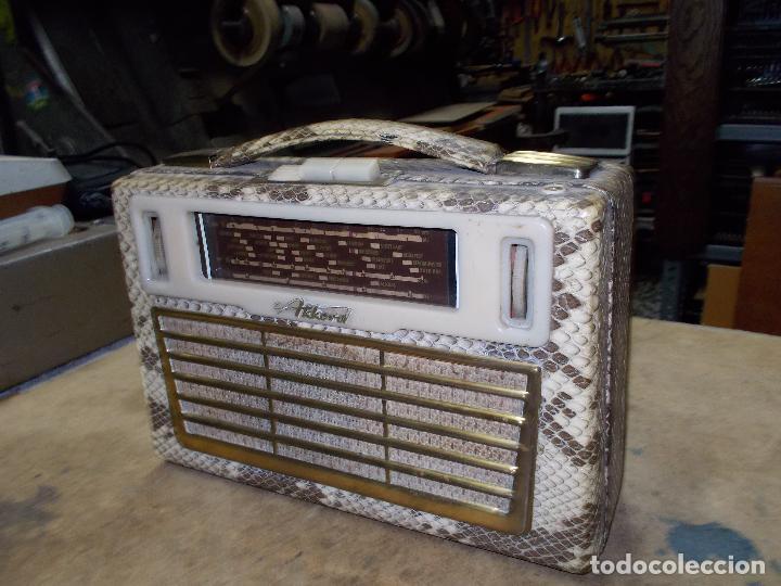 Radios de válvulas: Radio Akkord - Foto 14 - 103696411