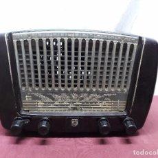 Radios de válvulas: RADIO DE VALVULAS PHILIPS... MED XX . Lote 103996403