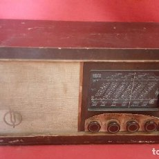 Radios de válvulas: RADIO DUCRETET – THOMSON D-436 PARA RESTAURAR.. Lote 104087899