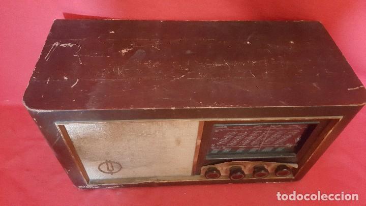 Radios de válvulas: Radio Ducretet – Thomson D-436 para restaurar. - Foto 3 - 104087899