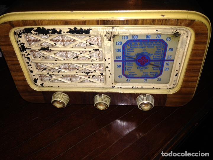 Radios de válvulas: Radio de valvulas española - Foto 5 - 105298600