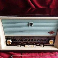 Radios de válvulas: RADIO DUCRETET L 934- BITENSION 125/220V - AÑO 1959, VER FOTOS Y DESCRIPCIÓN. Lote 105460087