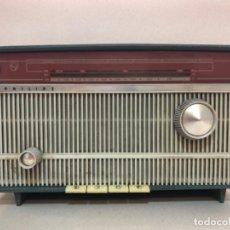 Radios de válvulas: RADIO PHILIPS B2 E 34 A FUNCIONA!!!. Lote 105625183