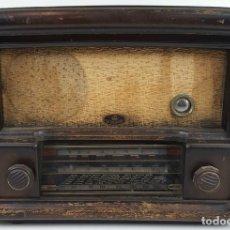 Radios de válvulas: RADIO DE VÁLVULAS. MODELO WIKING. ALEMANIA. CIRCA 1930.. Lote 105877943