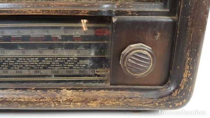 Radios de válvulas: RADIO DE VÁLVULAS. MODELO WIKING. ALEMANIA. CIRCA 1930. - Foto 6 - 105877943