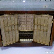 Radios de válvulas: ANTIGUA RADIO SIEMENS H 42 - FUNCIONANDO - VER VÍDEO. Lote 106023131