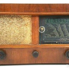 Radios de válvulas: RADIO A VÁLVULAS. OLYMPIA. MODELO 423 GWK. ALEMANIA. 1939 / 1940.. Lote 105900015