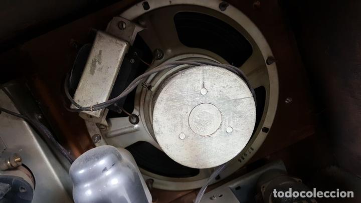 Radios de válvulas: RADIO A VÁLVULAS. OLYMPIA. MODELO 423 GWK. ALEMANIA. 1939 / 1940. - Foto 17 - 105900015
