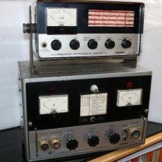 Radios de válvulas: OCEANIC - EMISOR Y RECEPTOR RADIOTELEFONICO - GEMINIS - PISC. Lote 106666423