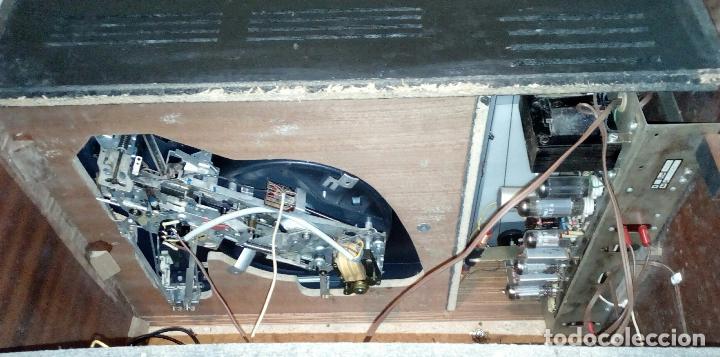 Radios de válvulas: RADIO - TOCADISCOS CON MUEBLE - SONODYNE. - Foto 12 - 107086555