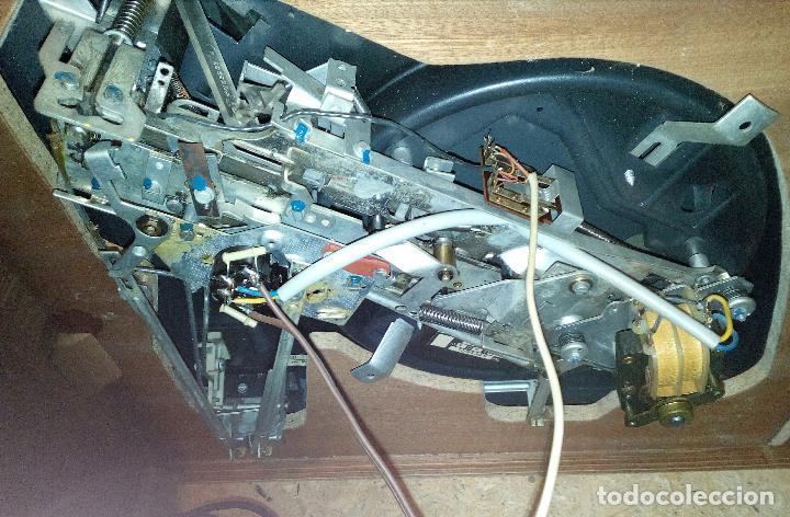 Radios de válvulas: RADIO - TOCADISCOS CON MUEBLE - SONODYNE. - Foto 14 - 107086555
