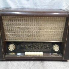 Radios de válvulas: SIEMENS SUPER54, AÑOS 50.. Lote 108132871