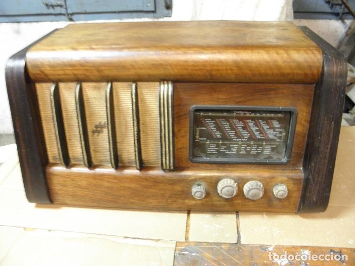 GRAN RADIO VALVULAS (Radios, Gramófonos, Grabadoras y Otros - Radios de Válvulas)