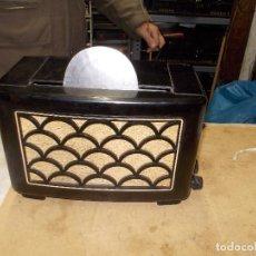 Radios de válvulas: RADIO FUNCIONANDO. Lote 108803967