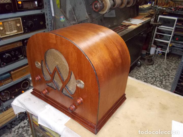 Radios de válvulas: Radio atwater kent - Foto 2 - 108804295