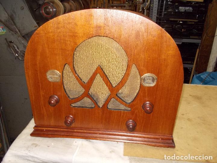 Radios de válvulas: Radio atwater kent - Foto 4 - 108804295