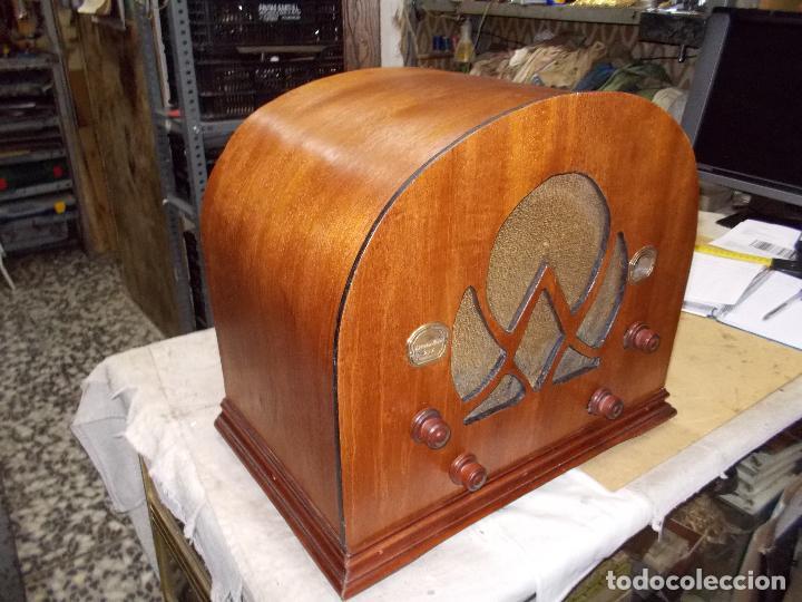 Radios de válvulas: Radio atwater kent - Foto 5 - 108804295