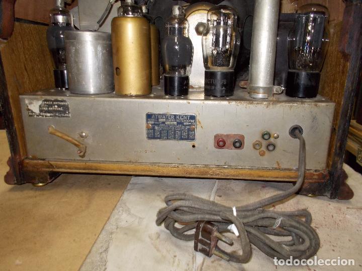 Radios de válvulas: Radio atwater kent - Foto 18 - 108804295