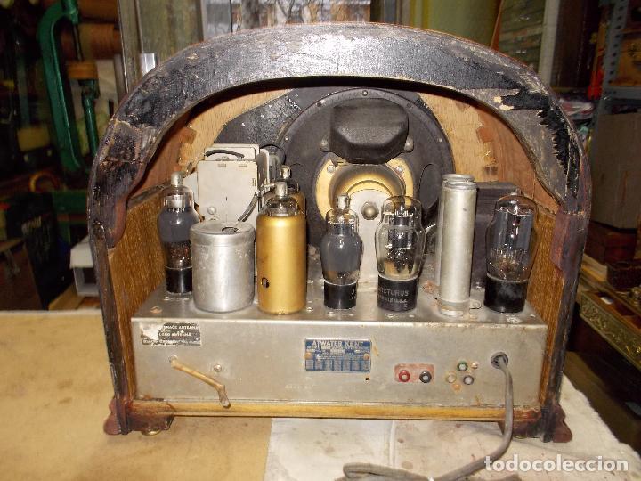 Radios de válvulas: Radio atwater kent - Foto 19 - 108804295