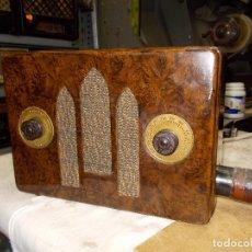 Radios de válvulas: RADIO AMERICANA. Lote 108804591