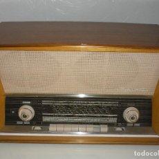 Radios de válvulas: SABA MODELO WILDBAD 125. Lote 108877539