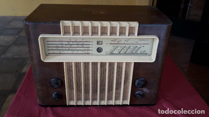 RADIO LA VOZ DE SU AMO AÑOS 50 (Radios, Gramófonos, Grabadoras y Otros - Radios de Válvulas)