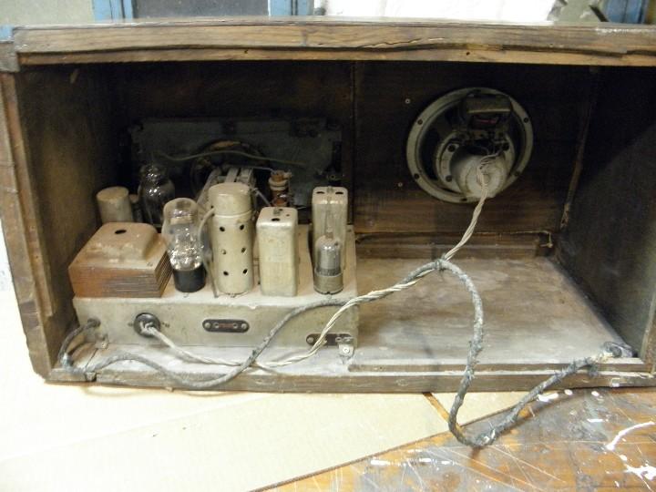 Radios de válvulas: GRAN RADIO VALVULAS - Foto 2 - 108749875