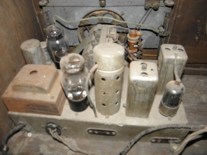 Radios de válvulas: GRAN RADIO VALVULAS - Foto 3 - 108749875