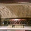 Radios de válvulas: RADIO VÁLVULAS TELEFUNKEN INTERMEZZO AÑO 57 FUNCIONANDO. Lote 110154791