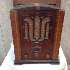 Radios de válvulas: RADIO A VÁLVULAS COLONIAL - AÑOS 30. Lote 111408907