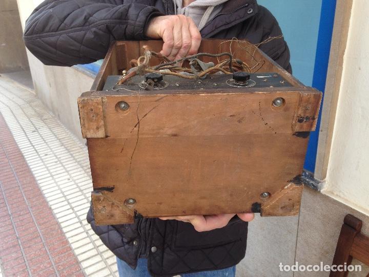 Radios de válvulas: Radio a Válvulas Colonial - años 30 - Foto 5 - 111408907