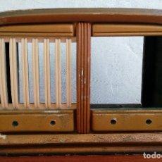 Radios de válvulas: CAJON PARA RADIO DE VALVULAS - BUEN ESTADO. Lote 111702095