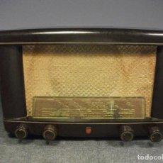 Radios de válvulas: RADIO PHILIPS VALVULAS. Lote 111734843