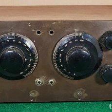 Radios de válvulas: RADIO DE LOS AÑOS 1930. Lote 111807903