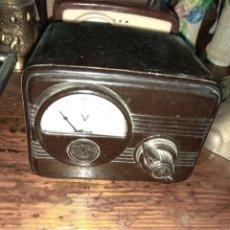 Radios de válvulas: ELEVADOR REDUCTOR TRANSFORMADOR ALCER. Lote 111815779