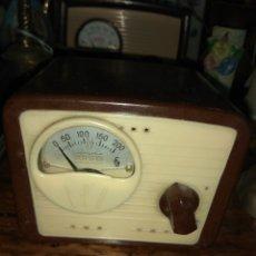 Radios de válvulas: ELEVADOR REDUCTOR TRANSFORMADOR CESPEDES. Lote 111816235