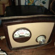 Radios de válvulas: ELEVADOR REDUCTOR TRANSFORMADOR CESPEDES. Lote 111816395