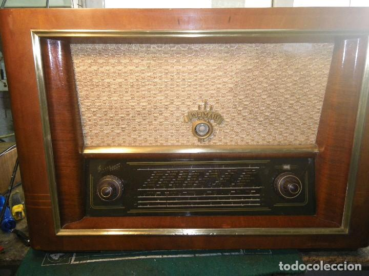 RADIO A VALVULAS , FABRICACION ALEMANA (Radios, Gramófonos, Grabadoras y Otros - Radios de Válvulas)