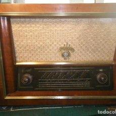 Radios de válvulas: RADIO A VALVULAS , FABRICACION ALEMANA. Lote 111868663