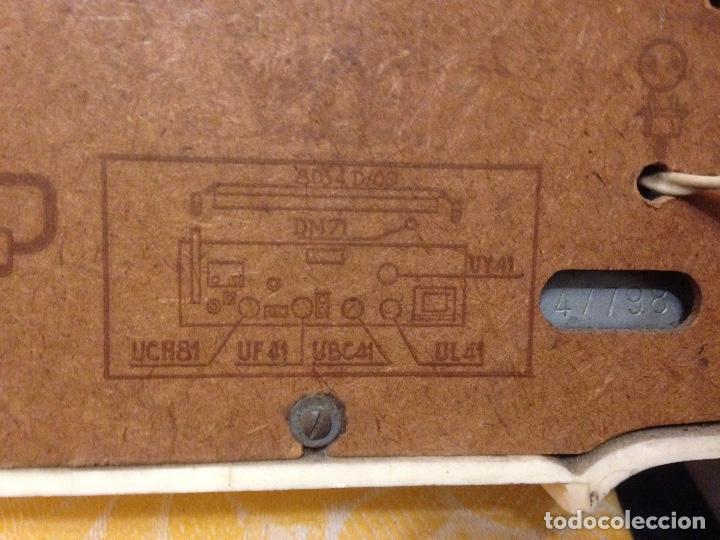 Radios de válvulas: Receptor de Radio Radiola - de los años 50 - Foto 7 - 112311251